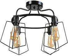 Deckenstrahler - Modernes Design Deckenlampe Black