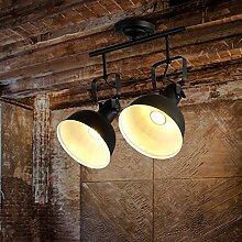 Deckenstrahler Vintage LED Innen Spotlight,