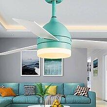 Deckenventilator Lampe Home mit Ventilator Licht