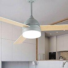 Deckenventilator Lampe mit LED Licht und