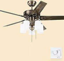 Deckenventilator Leuchtenelektrische Ventilator
