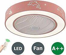 Deckenventilator Mit Beleuchtung,LED