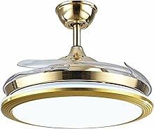 Deckenventilator mit Beleuchtung leise
