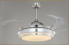 ● * Deckenventilator mit Lampe Schlafzimmer Led