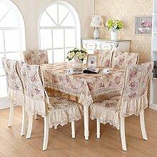 deckt Luxus Stuhl/Stoff Abdeckungen für Rückseite Stühle Polster Kit-E
