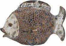 Deco 79Keramik Fisch Skulptur, 20von 35,6cm