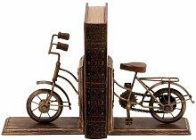 Deco 79Metall Cycle Polystein Buchstütze,
