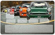 Deco-idees Aufkleber für Kreditkarten, Porsche