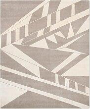 Deco Teppich in Natural von Knots Rugs