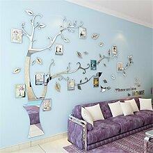 DecoBay DIY 3D Huge Menory Tree Wall Stickers