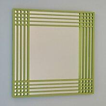 DECOHOGAR.SHOP Quadratischer Wandspiegel - Kleine