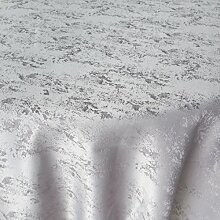 DecoHomeTextil Jacquard Tischdecke Granit