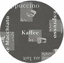 DecoHomeTextil Wachstuch d-c-fix Kaffee Cappuccino