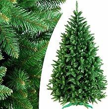 DecoKing 250 cm Künstlicher Weihnachtsbaum Baum