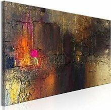 decomonkey Bilder Abstrakt 120x40 cm 1 Teilig