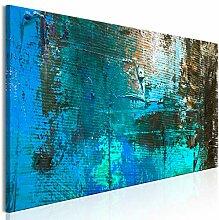 decomonkey Bilder Abstrakt 135x45 cm 1 Teilig