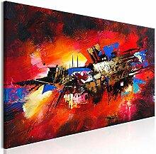 decomonkey Bilder Abstrakt 150x50 cm 1 Teilig