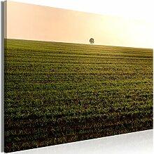 decomonkey Bilder Landschaft 90x60 cm 1 Teilig