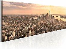 decomonkey Bilder New York 135x45 cm 1 Teilig