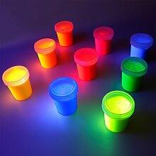decomonkey | Fluoreszierende Schwarzlicht