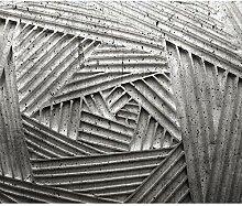 decomonkey Fototapete Beton Textur 400x280 cm XL