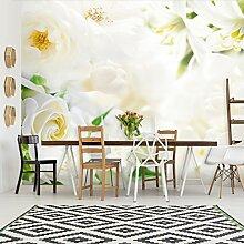 Fototapete Blumen Wand Tapeten günstig online kaufen | LIONSHOME