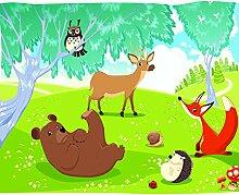 Kindertapete Wald: Riesenauswahl zu TOP Preisen | LionsHome