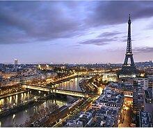 decomonkey | Fototapete Paris Stadt 400x280 cm XL