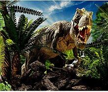 decomonkey Fototapete selbstklebend Dinosaurier