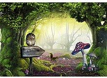 decomonkey Fototapete selbstklebend Kinderzimmer