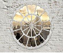 decomonkey Fototapete selbstklebend New York Stadt