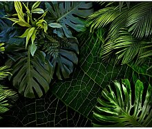 decomonkey Fototapete selbstklebend Palmen 294x210