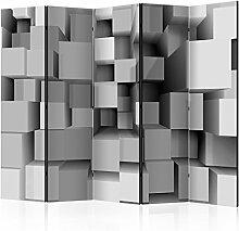 decomonkey Paravent Raumteiler XXL Einseitig 3D