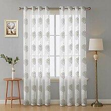 gardinen sets unsere besten g nstig online kaufen. Black Bedroom Furniture Sets. Home Design Ideas