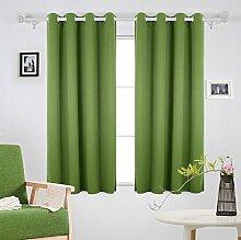 deconovo gardinen sets g nstig online kaufen lionshome. Black Bedroom Furniture Sets. Home Design Ideas