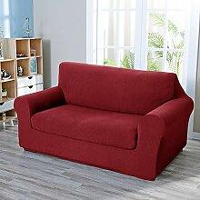 Deconovo Couch husse Sofaüberwurf Sofahusse