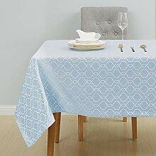 Deconovo Lotuseffekt Tischtücher Wasserabweisend