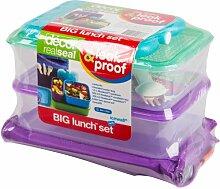 Decor Realseal Lunchbox, Viole