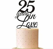 DECORACION Windsurf Kuchen 25Jahre Liebe Silberhochzeit 25Jahre Jubiläum Abendessen San Valetin. Dekorieren Geschenke und Scrapbooking Fotografien.. Photocall 15cm von Open Buy