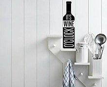 Decoramo Tafelfolie The Best Cook, PVC, schwarz,