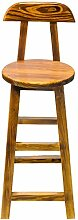 Decorative stool Massivholz-Barhocker, Rezeption