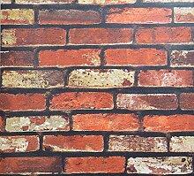 Decormax Kunststein-Tapete, 61 cm breit x 500,4 cm