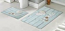 Decorotika Home Serie Badteppich und Duschvorleger