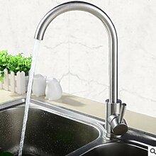 Decorry 304 Edelstahl-Küchenarmatur Waschen Von