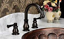 Decorry Antike Waschbecken Wasserhahn,