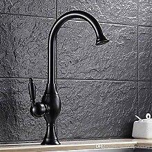 Decorry Kupfer Antike Waschbecken Wasserhahn Mit