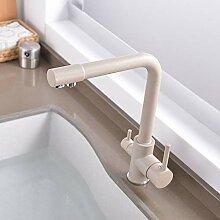 Decorry Luftreiniger Küchenarmatur Mit