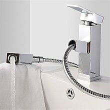 Decorry Waschbecken Wasserhahn, Kupfer Wasserhahn,