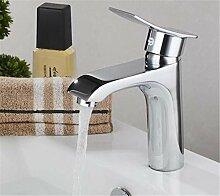 Decorry Waschbecken Wasserhahn Mit Warmem Und