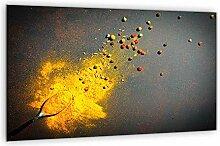 decorwelt | Herdabdeckplatte 80x52 cm 1-Teilig